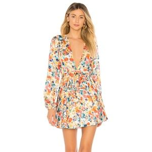 Lovers + Friends Ivy Dress in Bouquet Floral